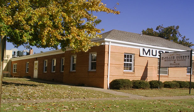 McClain County Historical Society & Museum