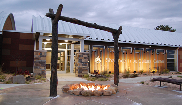 Shawnee Tribe Cultural Center